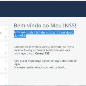 Extrato de pagamentos do INSS
