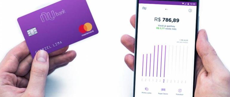 Nunbank terá nova opção de aplicação (RDB)